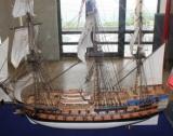 Корабни макети от 12 държави в Бургас