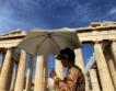 Гърция: 8-год. дъно на безработицата