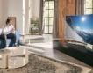 Пазарът на телевизори нагоре