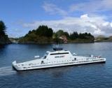 Повече доставки с ферибота Варна-Кавказ