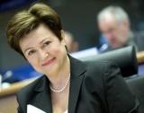 К. Георгиева без пречки за МВФ
