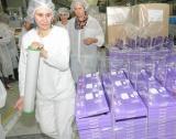 Най-бързата поточна линия за бонбони на света в Своге