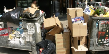 Огромни глоби при горене на отпадъци