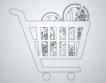 Min инфлация и при малката кошница