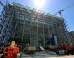 Спад на търговията, строителството през август