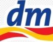 dm №1 в търговията с дрогерийни стоки