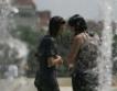 1500 жертви на жегата във Франция