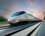 Китай откри високоскоростна жп линия