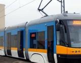 В София пристигна нов трамвай + снимки
