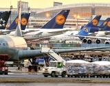 Стачка в Lufthansa