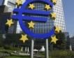 ЕЦБ предвижда умерен растеж