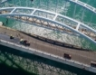 ЖП линия по Кримския мост