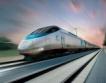 Китай строи високоскоростна жп линия