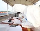 Китай: Нова болница приема болни