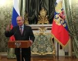 Путин поиска списък на засегнати сектори