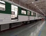 Всички влакове за трета метролиния са в София