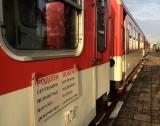 С влак в Източна Европа