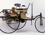 134 години от съзадаването на първия автомобил