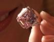 Русия - най-големият производител на цветни диаманти