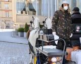 Виена: Файтони разнасят безплатна храна