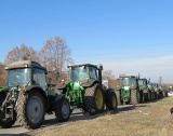 Подпомагане на фермери: гориво, кредити