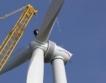 Китай пусна 10-мегаватова вятърна турбина