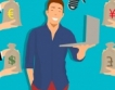 Е-услуга улеснява малки търговци