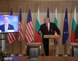България и САЩ подписаха за 5G мрежи и ядрена енергия