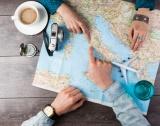 Къде пътуват европейците?