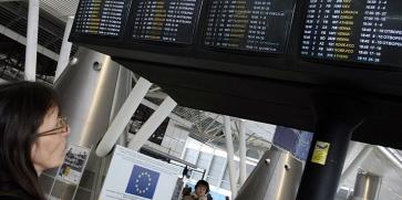 37.7% спад на пътуванията в чужбина