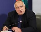 Примиерът Борисов с Covid 19
