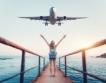 Въздушен трафик: 1400 самолета на денонощие