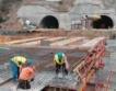"2/3 от тунел ""Железница"" прокопани"