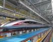 Китай: Е-влак се движи при -40 градуса