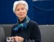 Лагард: Икономиката не се влияе от ваксината