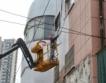 Китай:58 000 стари жилищни комплекси обновени