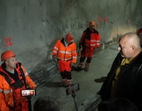 """Тунел """"Железница"""" ще заработи през септември"""