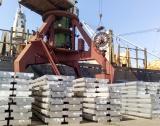 Спад на стоките на европейските пристанища