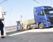 Първата станция за зареждане на камиони