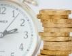 Ръст на депозити на домакинства & предприятия