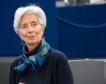 Лагард: Европейската икономика се възстановява