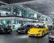 Производството на автомобили расте силно